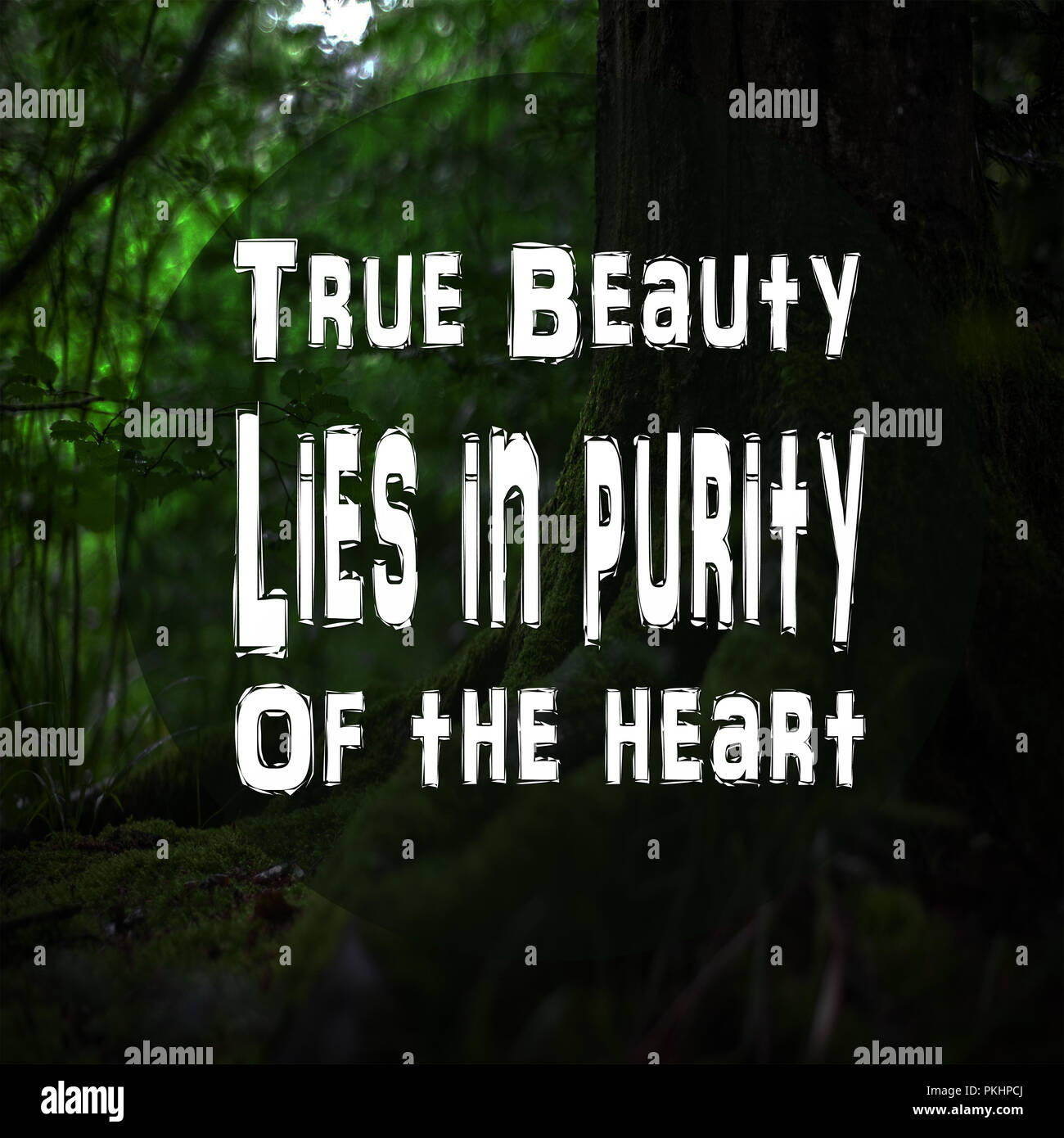 Inspirational Quotes True Beauty Lies In Purity Of The Heart