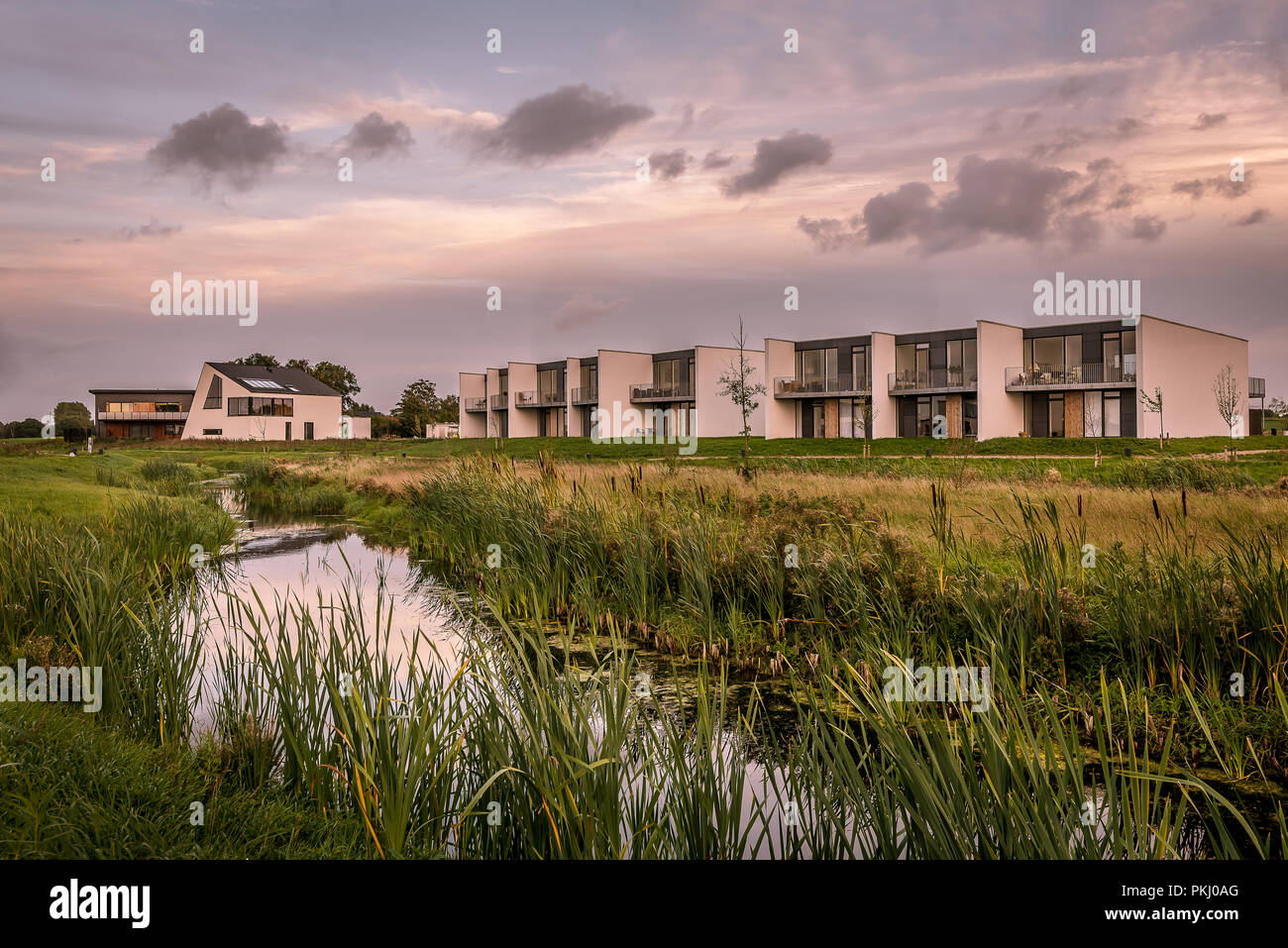 the futuristic city of vinge a new green project in frederikssund