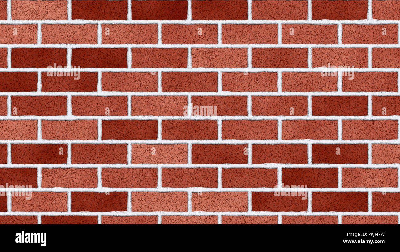 Light brown brick wall abstract background. Texture of bricks ...