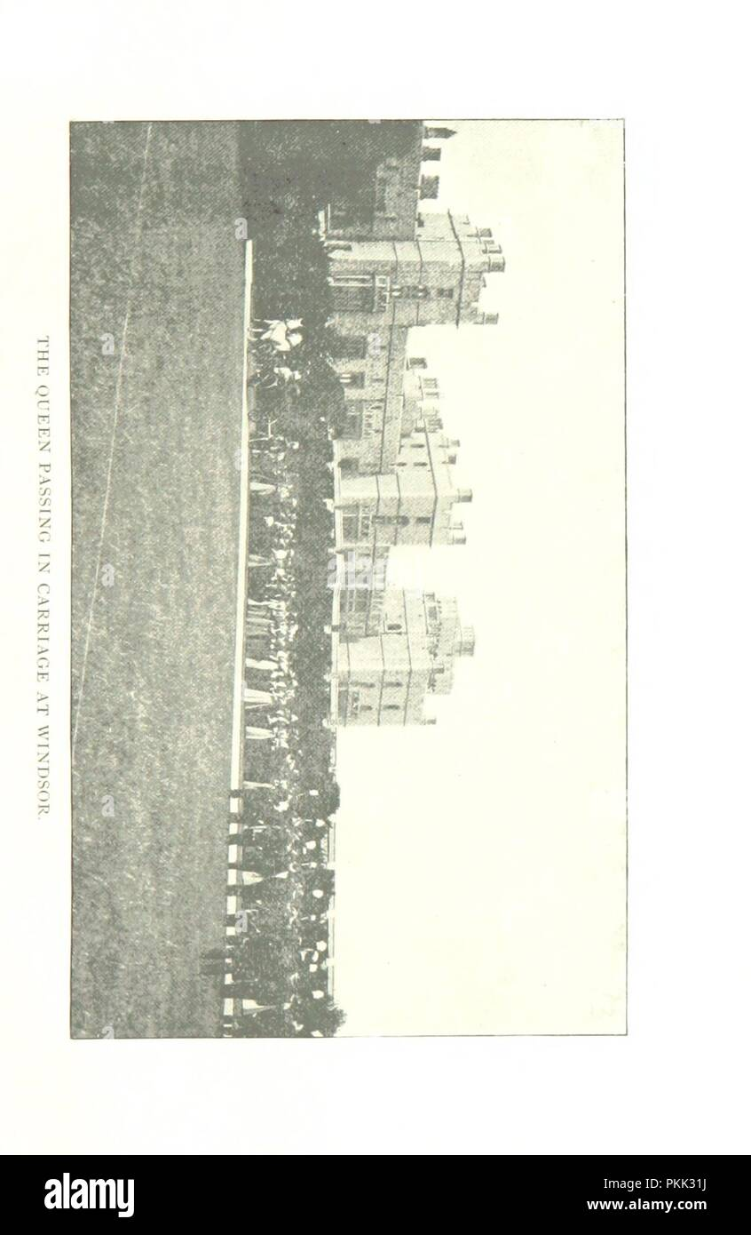 Image  from page 61 of 'Trip of the Ancients. A memoir of events, personal experiences, and impressions received, on the visit of the Ancient and Honorable Artillery Company of Boston to the Honourable Artillery Company of Lo0052. - Stock Image