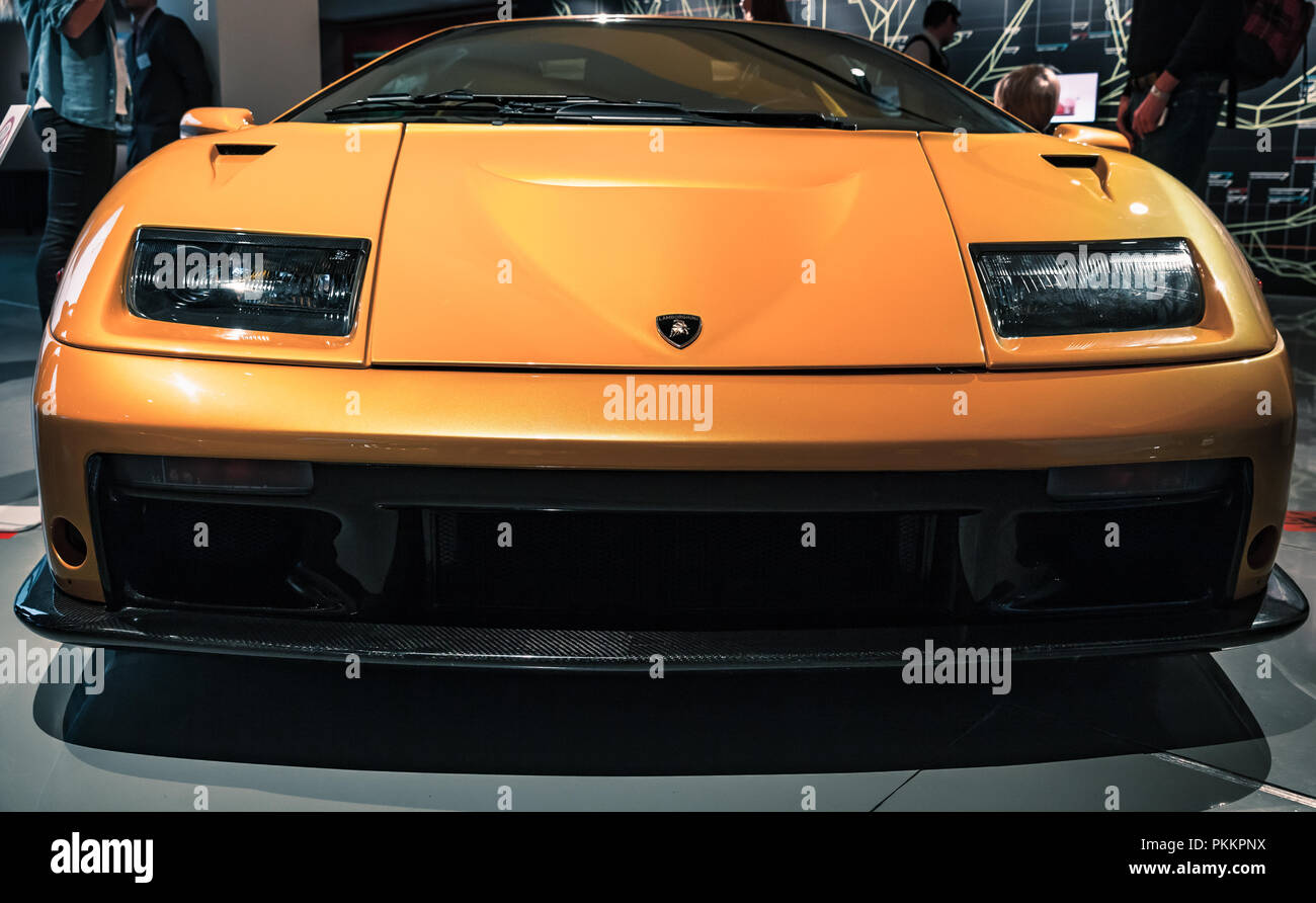 Lamborghini Diablo Stock Photos Lamborghini Diablo Stock Images