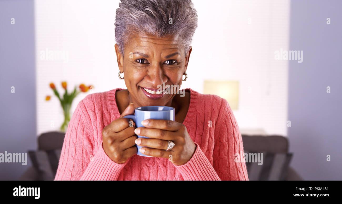 Sexy mature black women