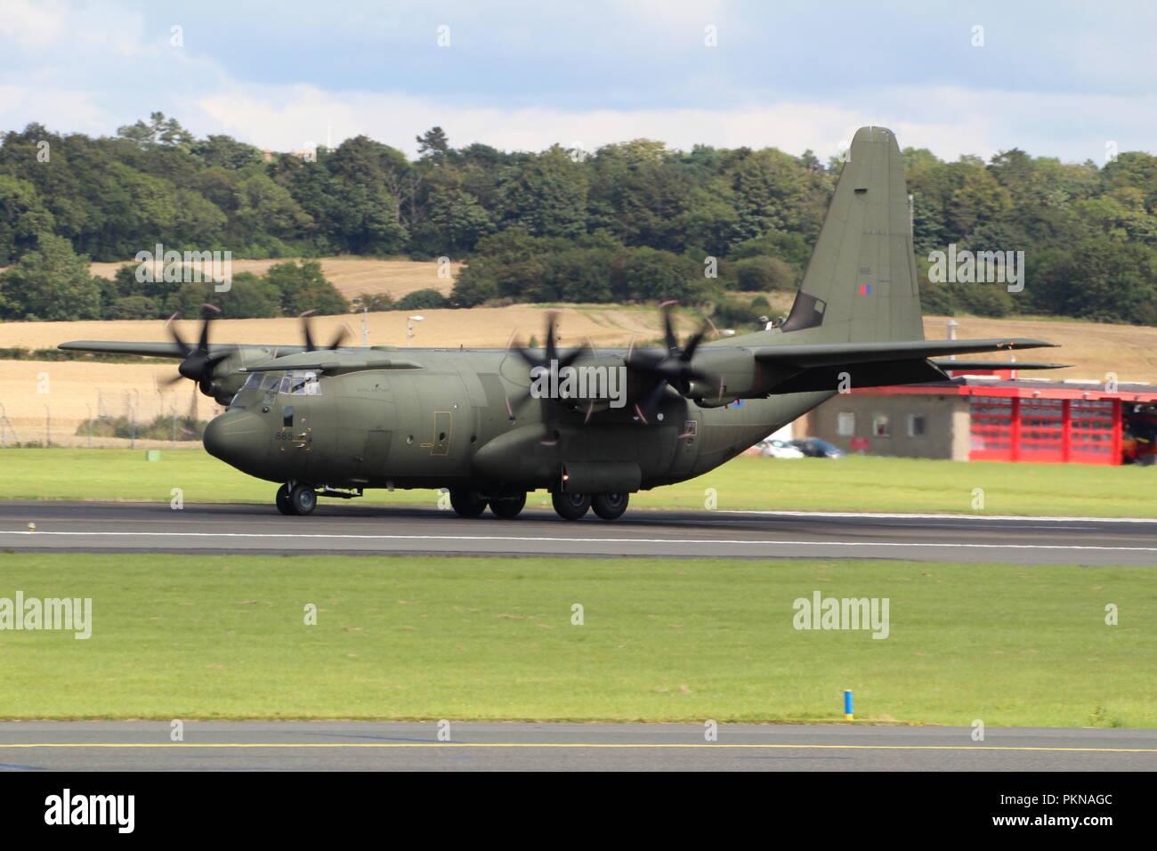 Lockheed Martin C 130 Hercules Stock Photos & Lockheed