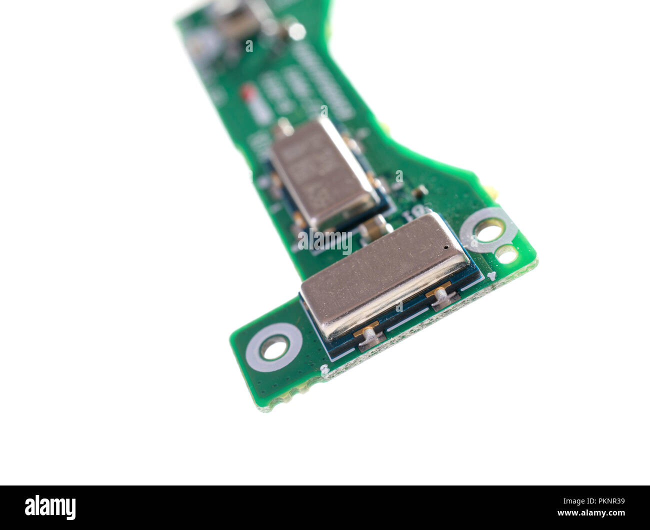 Accelerometer and gyroscope chip. - Stock Image