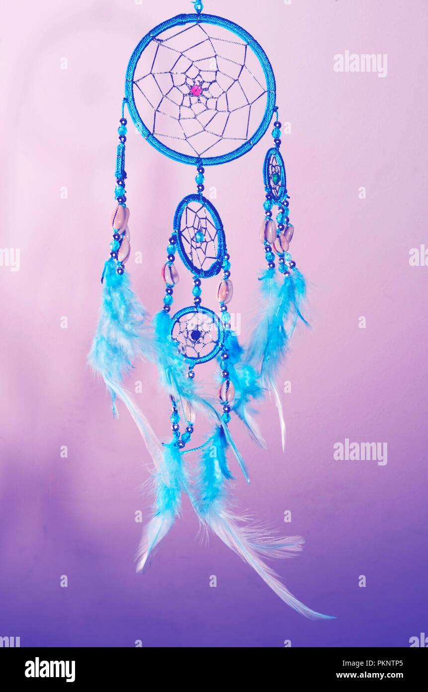 Dream Catcher Pink Or Blue.