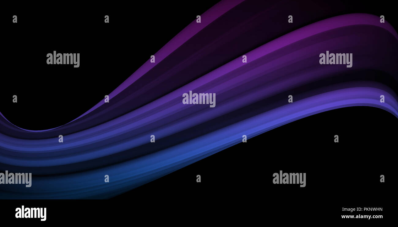 Multicolor Abstract Lines Background Color Waves Wallpaper Stock