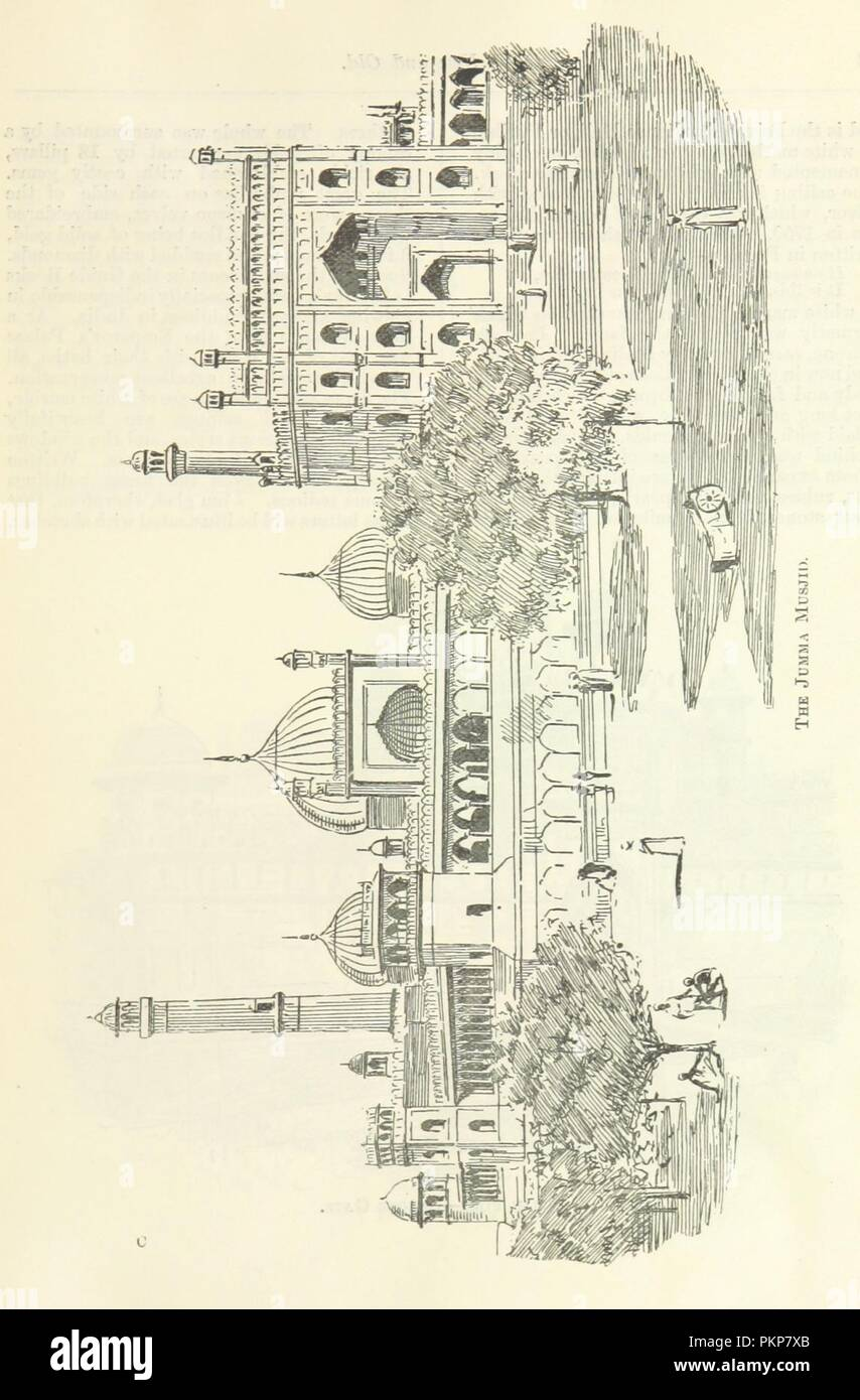 """Image  from page 29 of 'Letters from India and Ceylon, including the Manchester of India, the Indian Dundee, and Calcutta jute mills . 1895-96. Reprinted from the """"Dundee Advertiser.""""' . - Stock Image"""