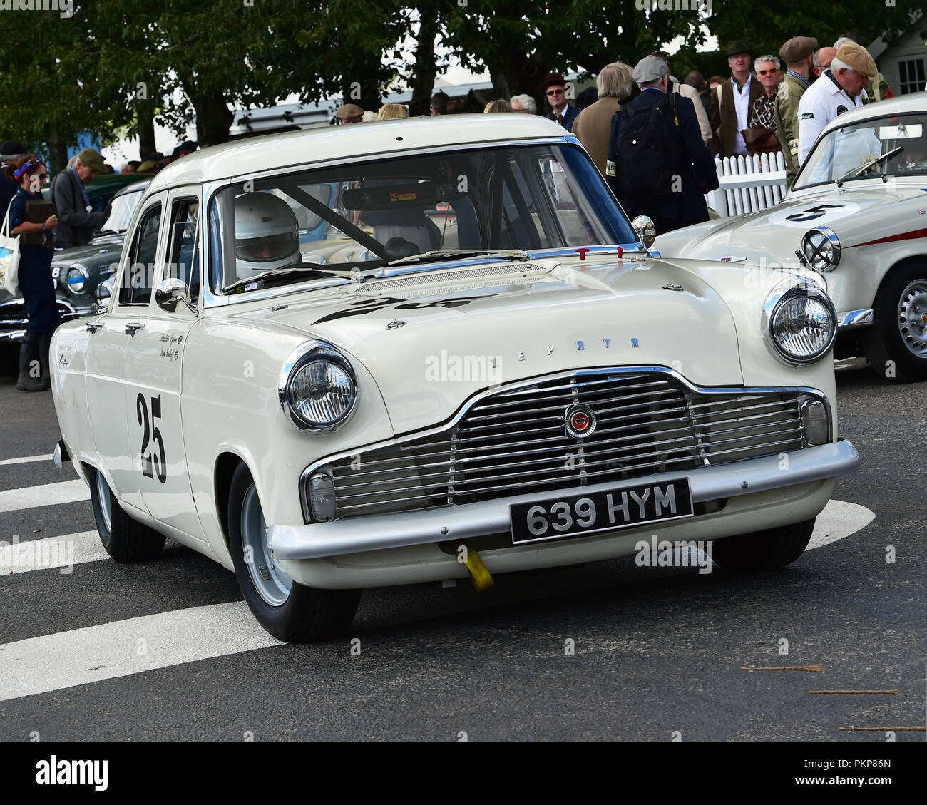Ford Zephyr Stock Photos & Ford Zephyr Stock Images