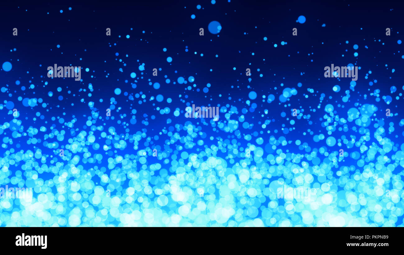 Abstract Background With Cool Wave Fashion Glitter Wave