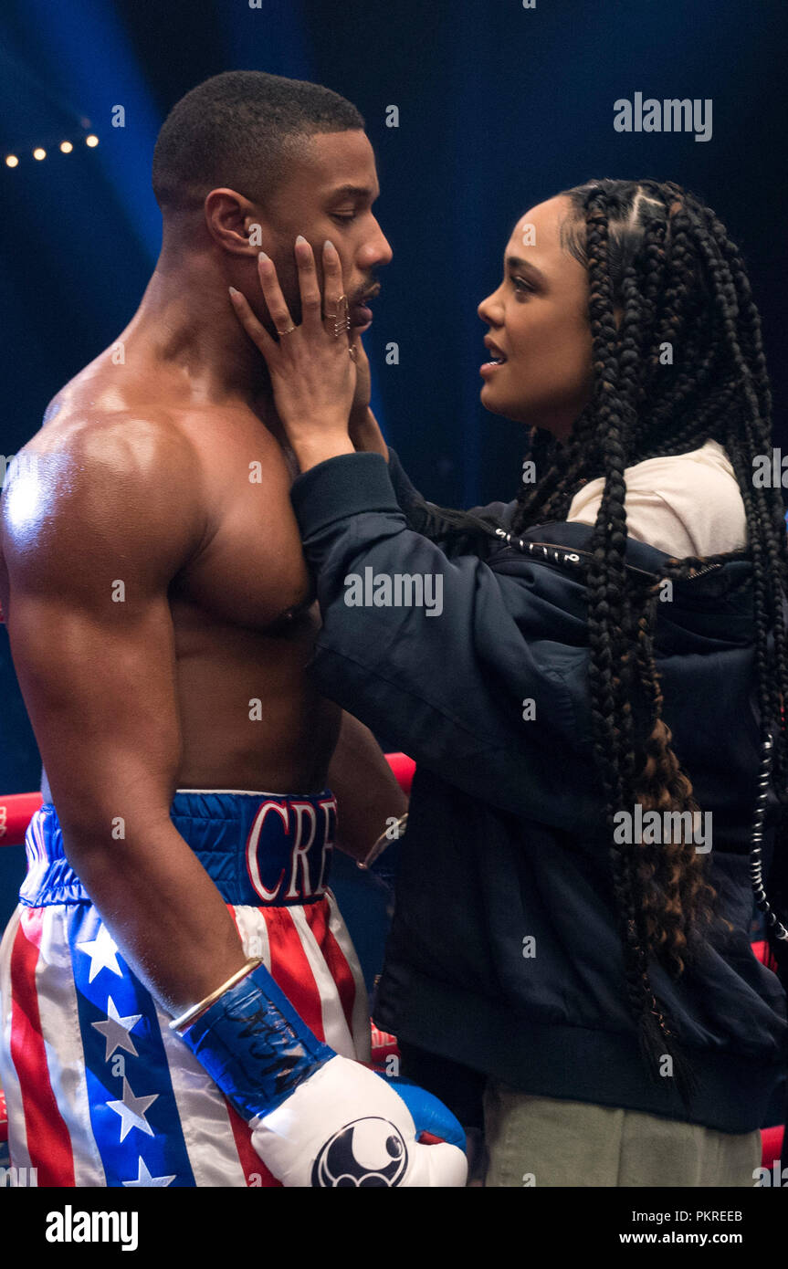 RELEASE DATE: November 22, 2018 TITLE: Creed II STUDIO