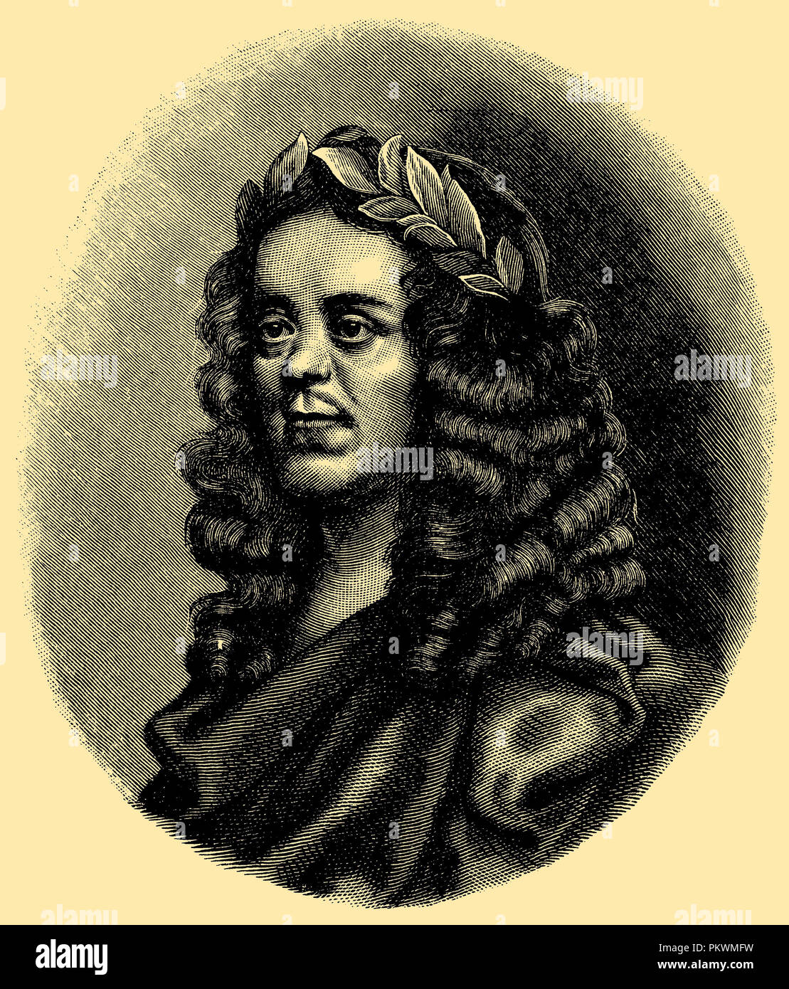William Davenant biography