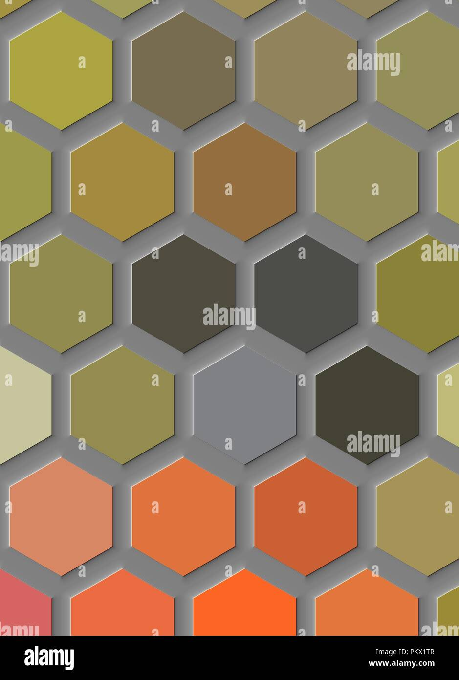 Hexagon Shapes Stock Photos & Hexagon Shapes Stock Images - Alamy