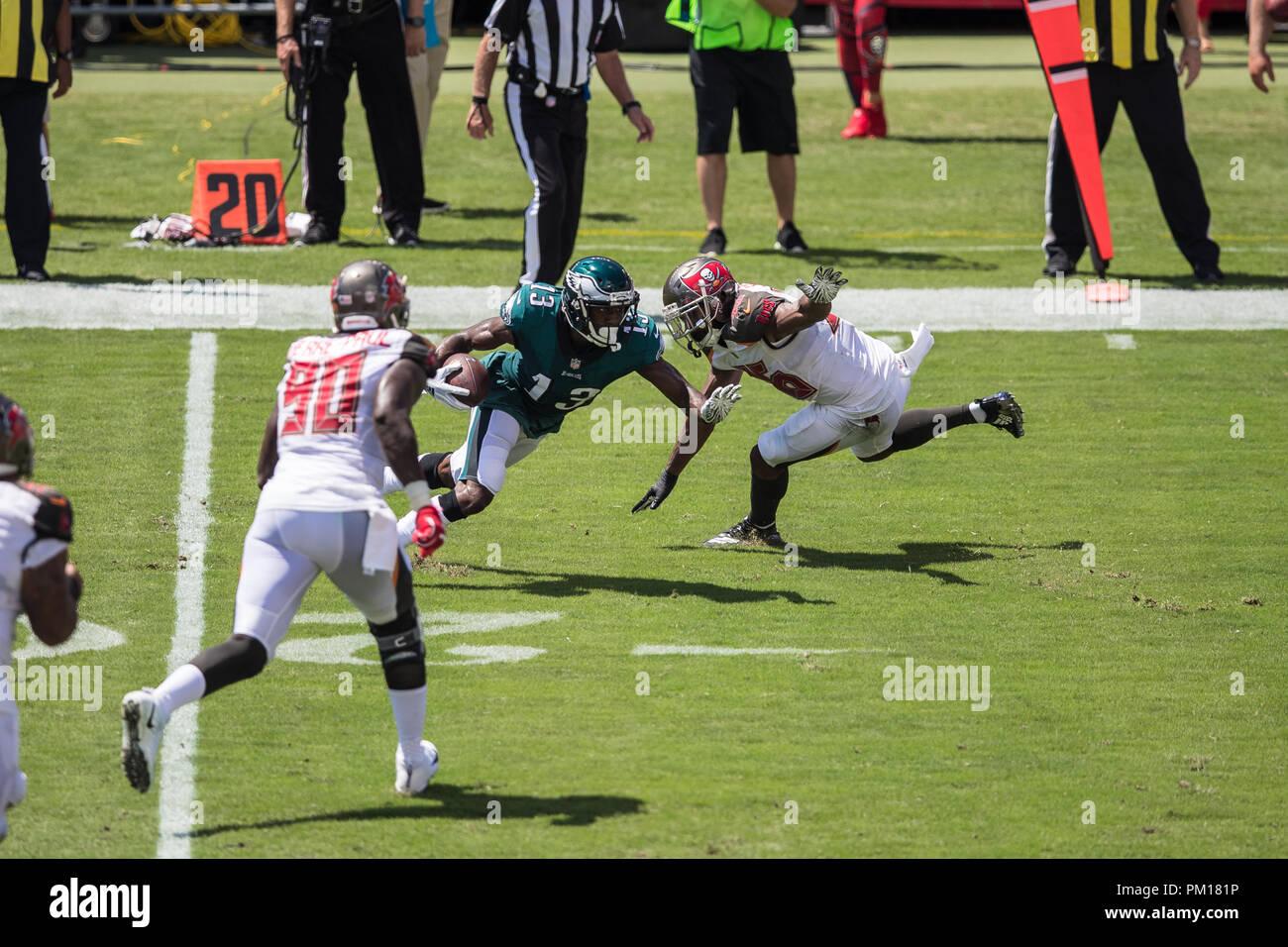 f97357d0 Philadelphia Eagles Wide Receiver Nelson Agholor 13 Stock Photos ...