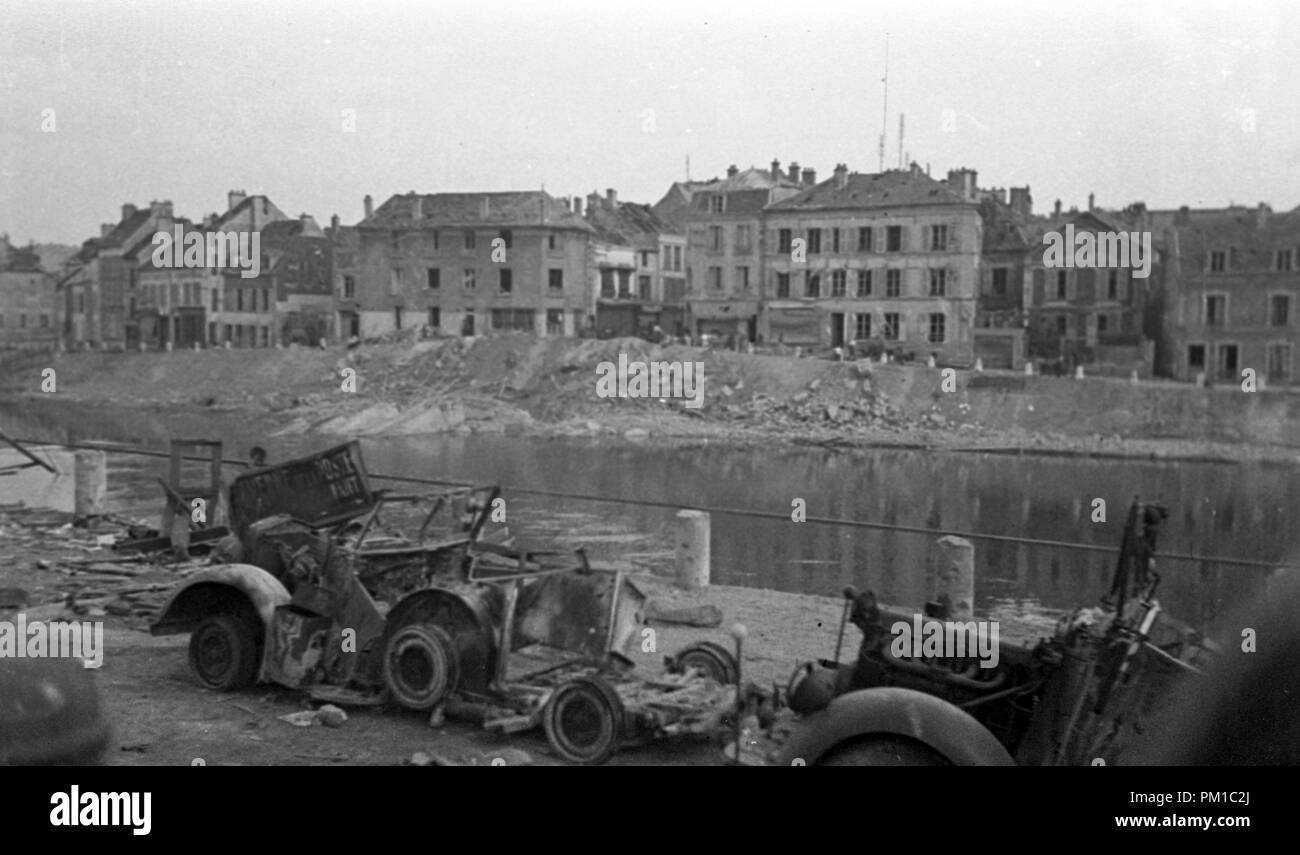 Blitzkrieg Frankreich