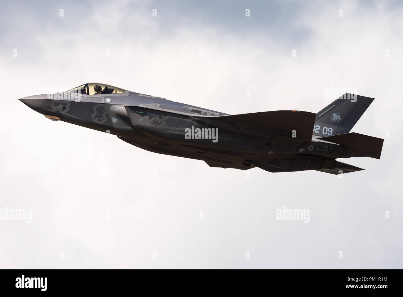 Lockheed Martin F 35a Lightning Ii Stock Photos & Lockheed