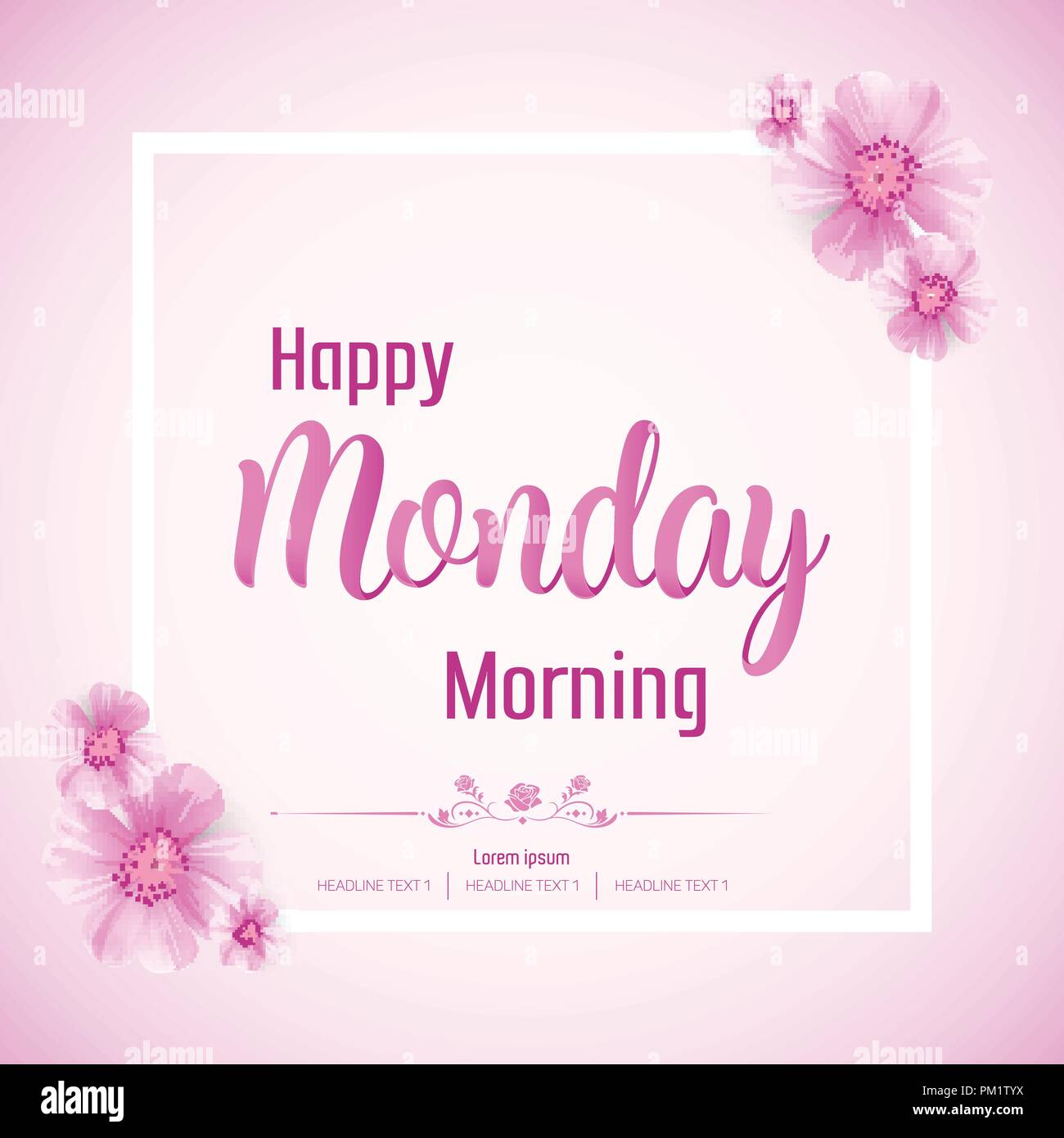 Monday Morning Quotes Stock Photos Monday Morning Quotes Stock