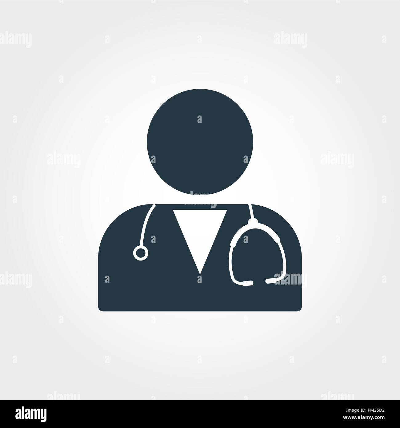Line Icon Surgeon Doctor Icon High Resolution Stock Photography And Images Alamy