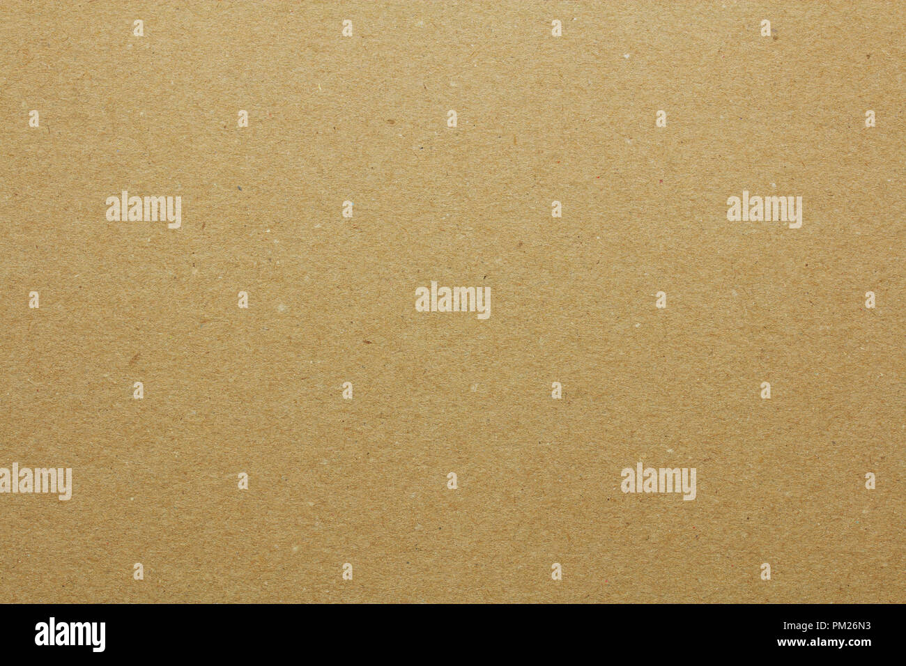 Brown Colored Craft Paper Texture Or Vintage Background Stock Photo