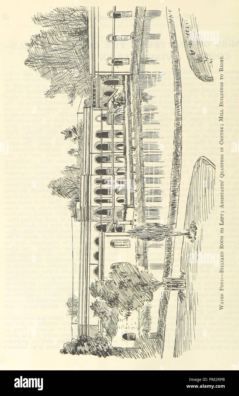 """Image  from page 66 of 'Letters from India and Ceylon, including the Manchester of India, the Indian Dundee, and Calcutta jute mills . 1895-96. Reprinted from the """"Dundee Advertiser.""""' . - Stock Image"""