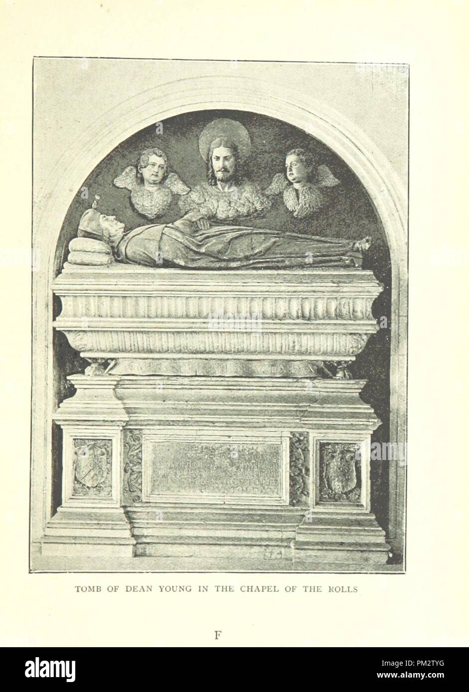 Image  from page 83 of 'The Inns of Court and Chancery . New edition' . - Stock Image