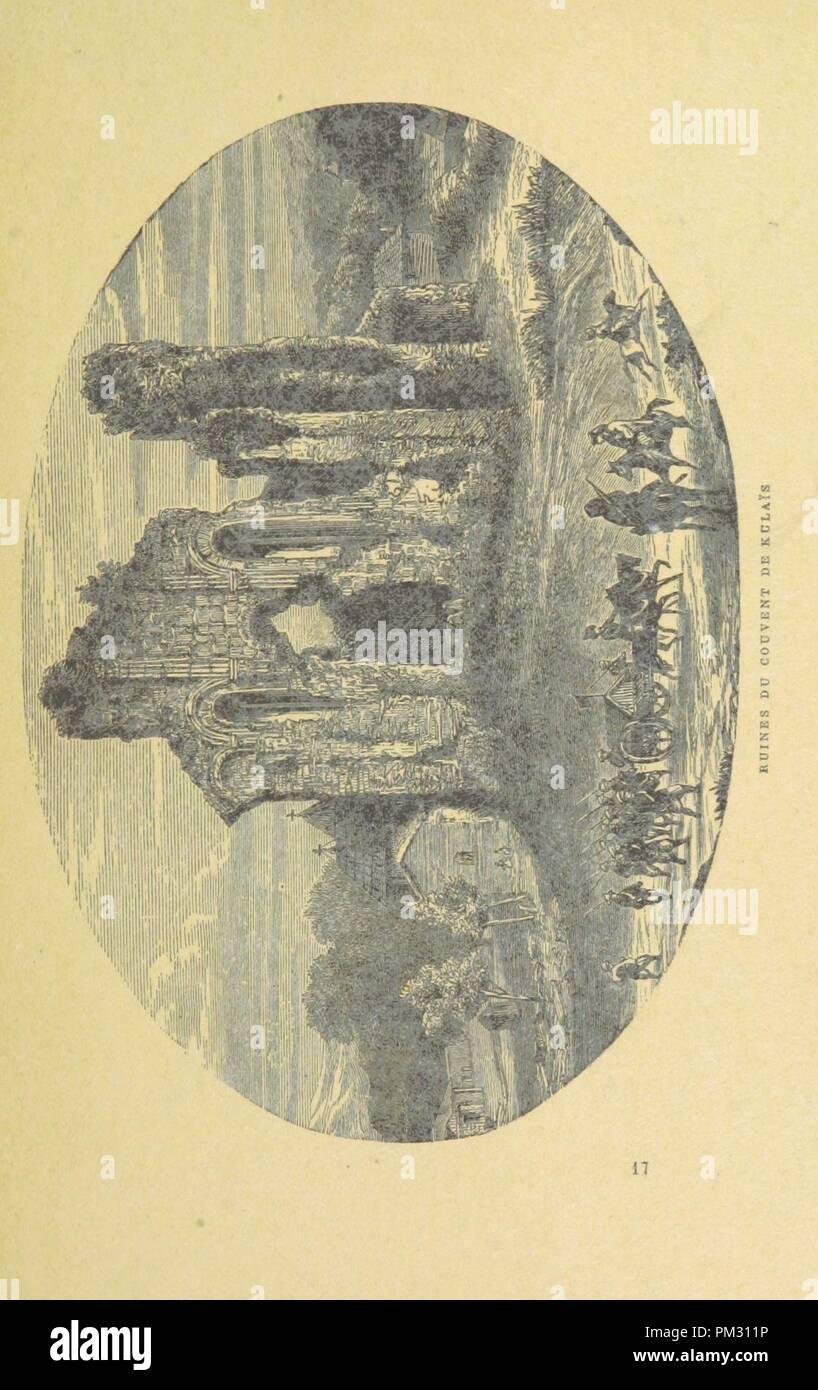 Image  from page 143 of 'Promenades en Russie . Quatrième édition' . - Stock Image