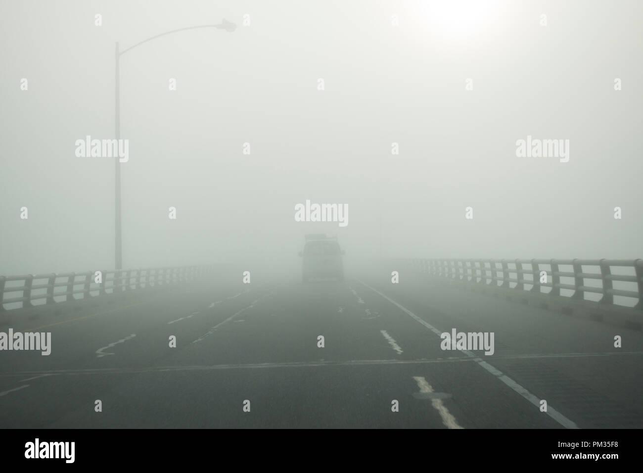 Traffic Highway Trestle Stock Photos & Traffic Highway
