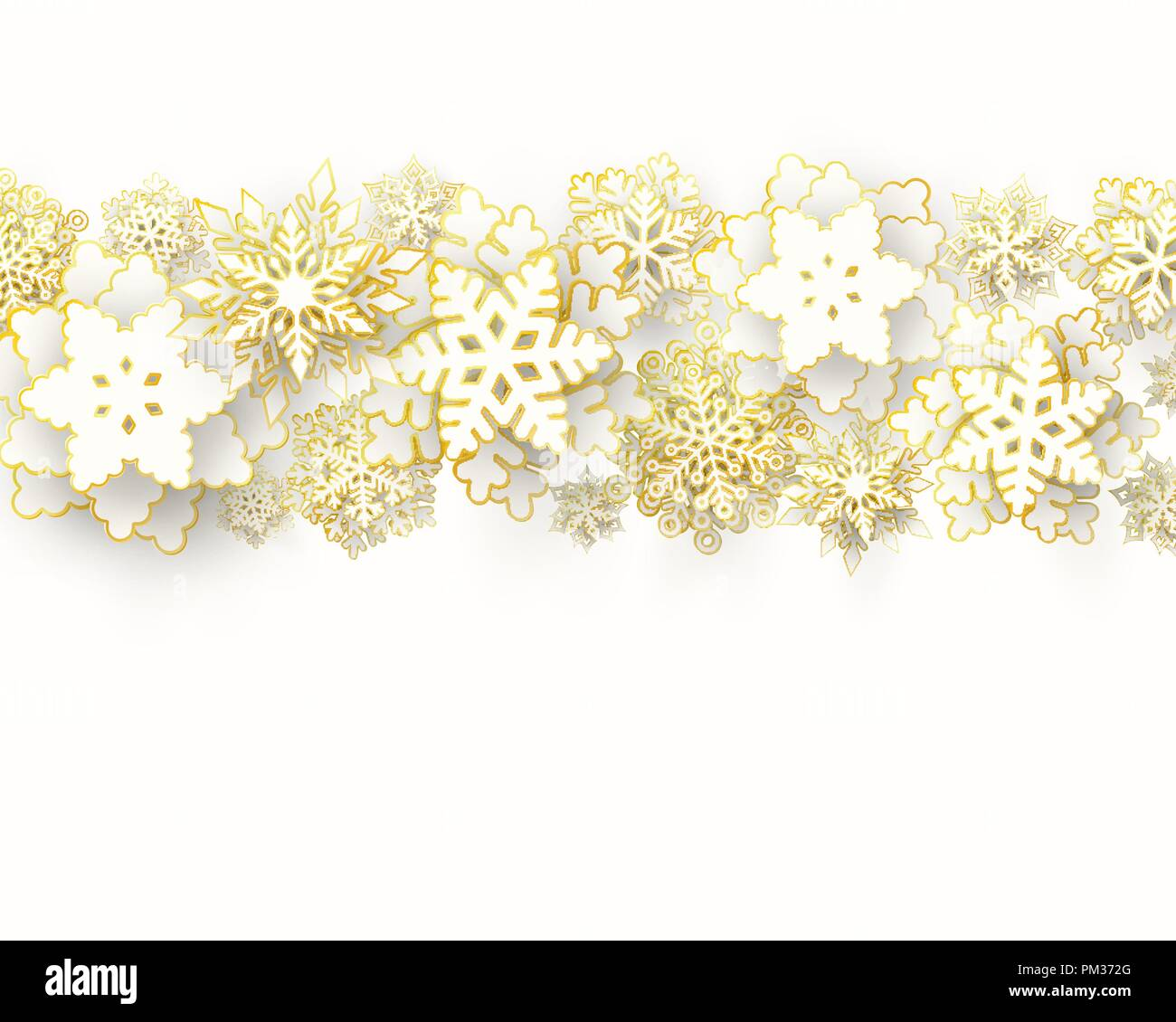 vector merry christmas and happy new year banner