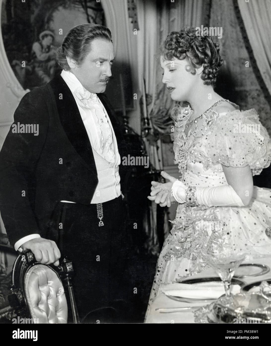 7ba6a17414e6 Jeanette MacDonald as Marcia Mornay as Miss Morrison and John Barrymore as  Nicolai Nazaroff in
