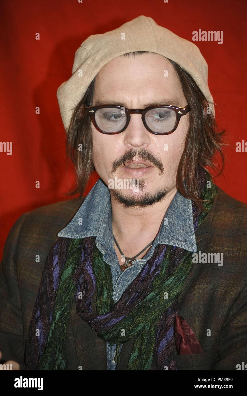 Film Alice In Wonderland Johnny Depp