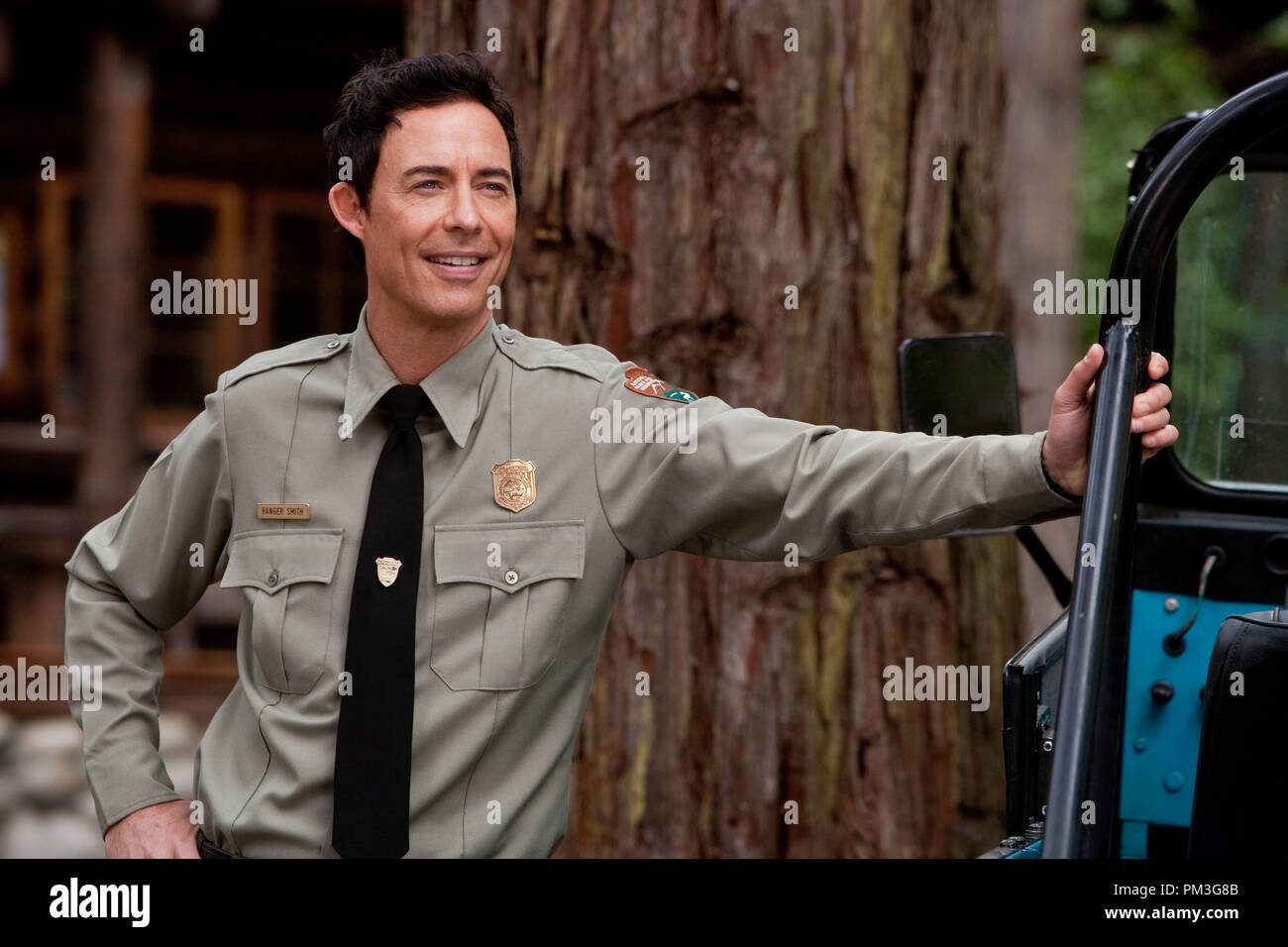 Tom Cavanagh As Ranger Smith In Warner Bros Pictures Live Action Computer Animated Adventure In 3d Yogi Bear A Warner Bros Pictures Release 2010 Stock Photo Alamy