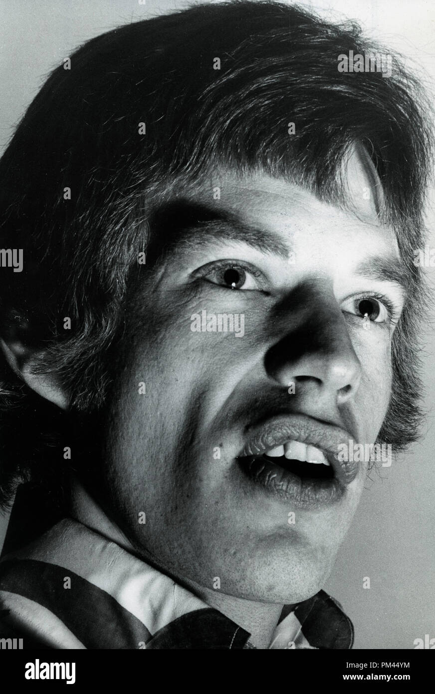 Mick Jagger circa 1967. File Reference #1029_002THA © JRC /The Hollywood Archive - All Rights Reserved. - Stock Image
