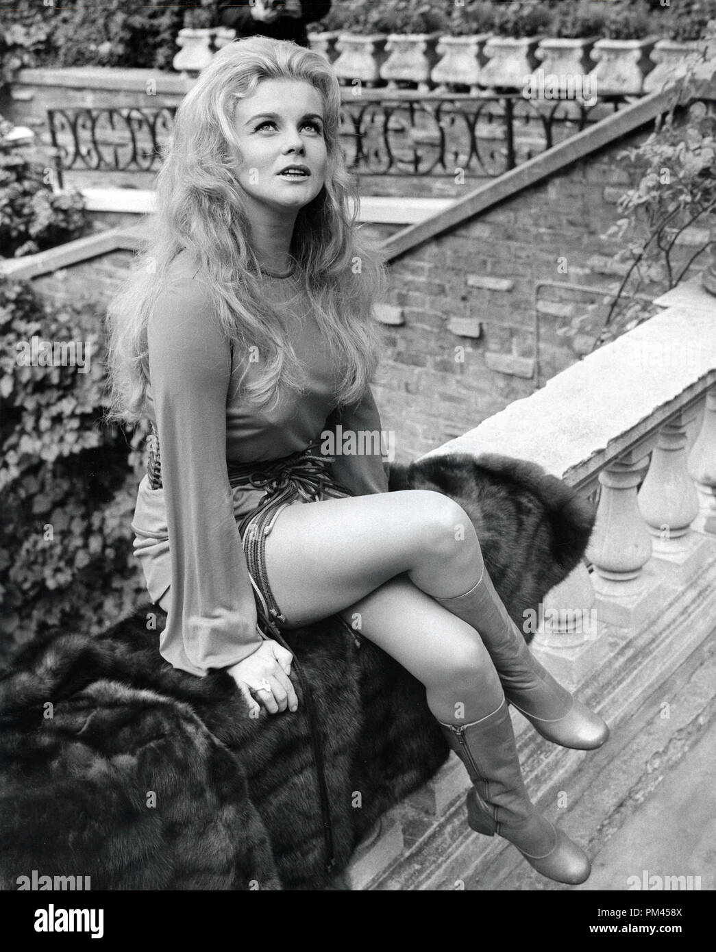 Ann-Margret, August1971. File Reference #1033_005THA © JRC /The Hollywood Archive - All Rights Reserved. - Stock Image