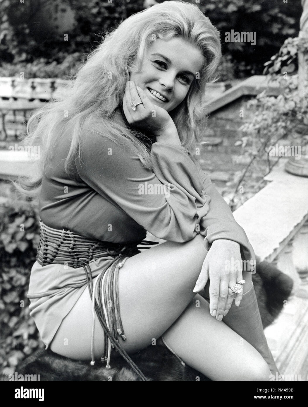 Ann-Margret, August1971. File Reference #1033_009THA © JRC /The Hollywood Archive - All Rights Reserved. - Stock Image