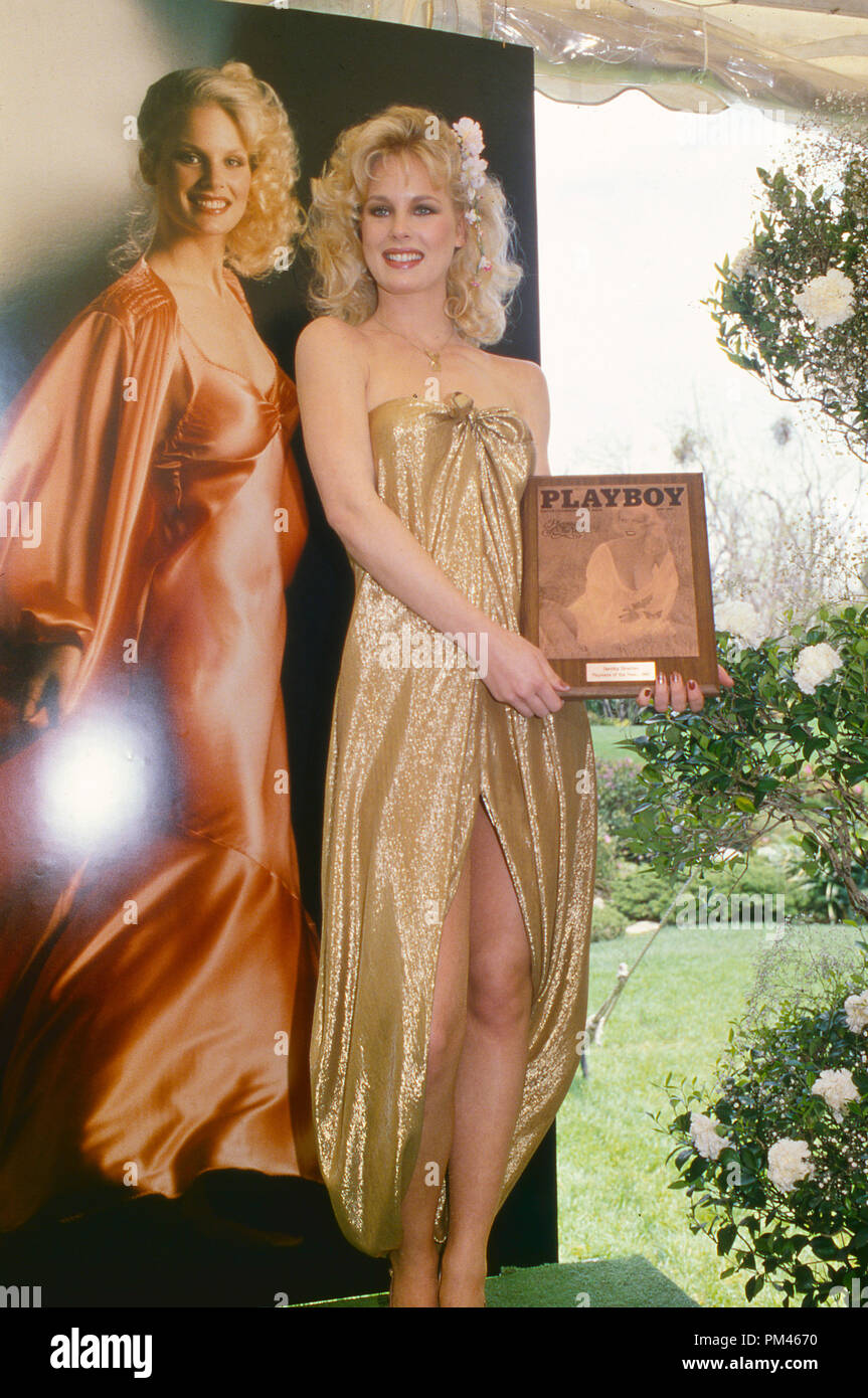 Something Dorothy stratten playmate of the year that