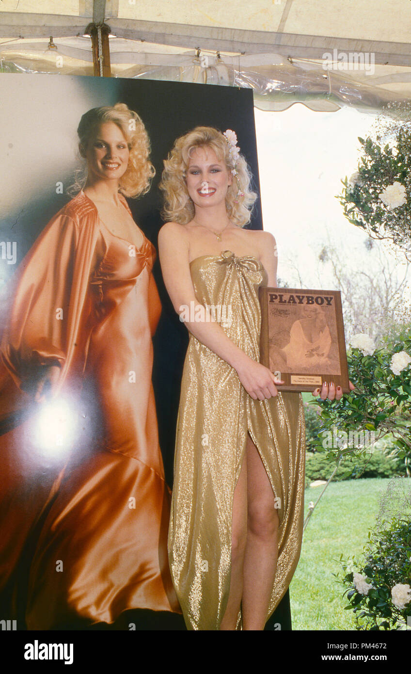 What shall Dorothy stratten playmate of the year