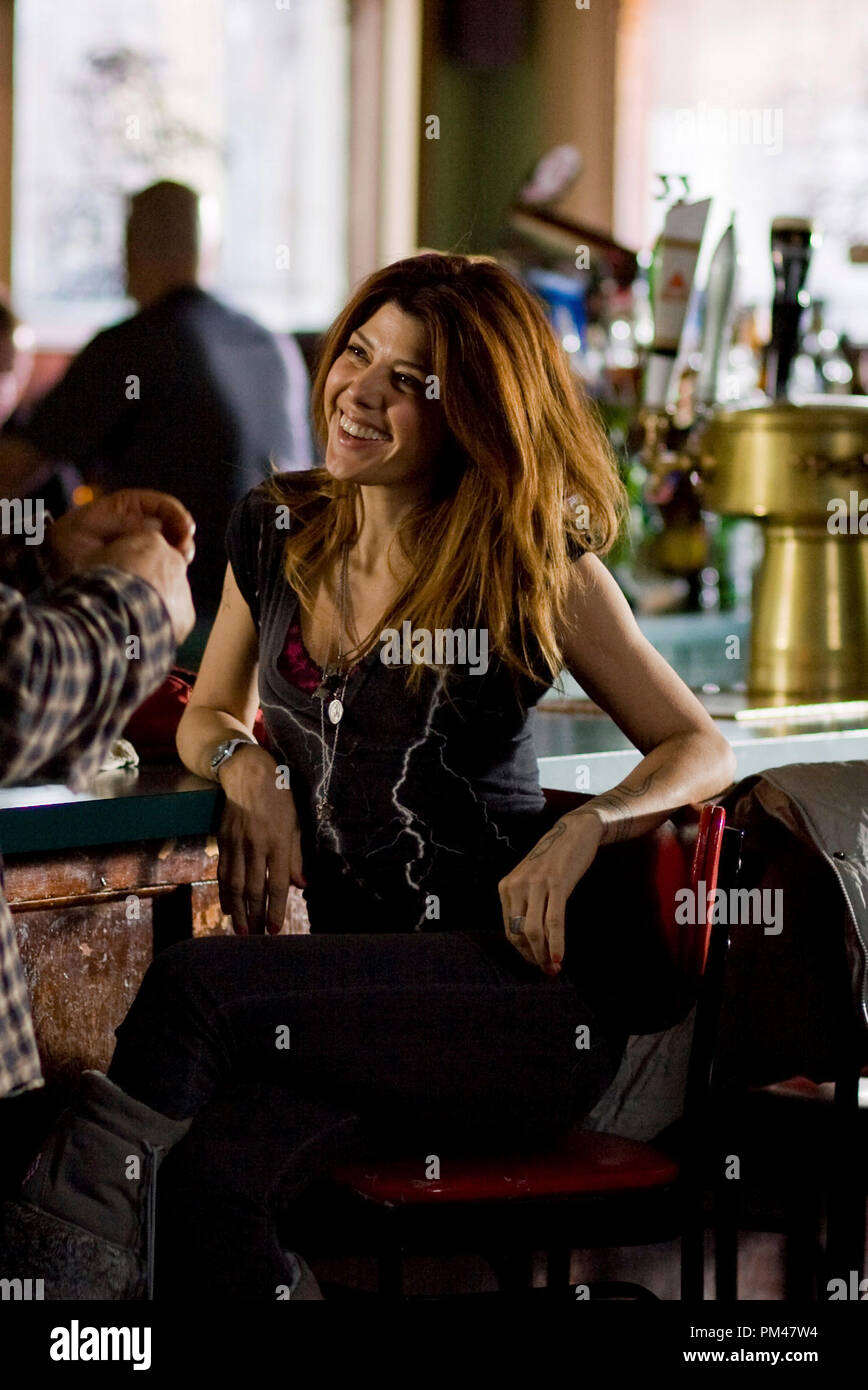Marisa Tomei in 'The Wrestler' 2008 - Stock Image