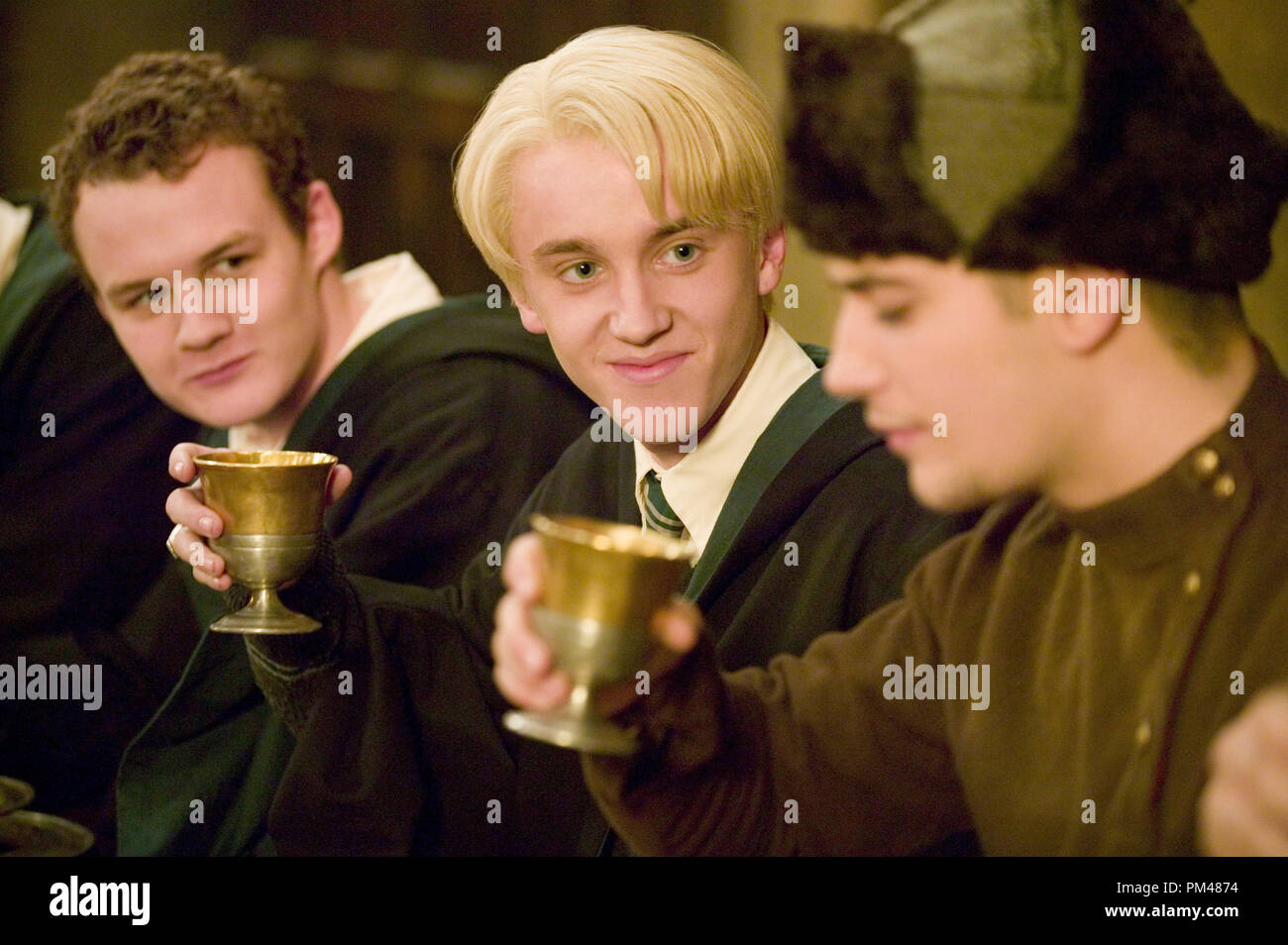 Warner Brothers Pictures Presents Harry Potter And The Goblet Of Fire Joshua Herdman Tom Felton Stanislav Ianevski C 2005 Warner Brothers Stock Photo Alamy Play harry potter quizzes on sporcle, the world's largest quiz community. https www alamy com warner brothers pictures presents harry potter and the goblet of fire joshua herdman tom felton stanislav ianevski 2005 warner brothers image218911816 html