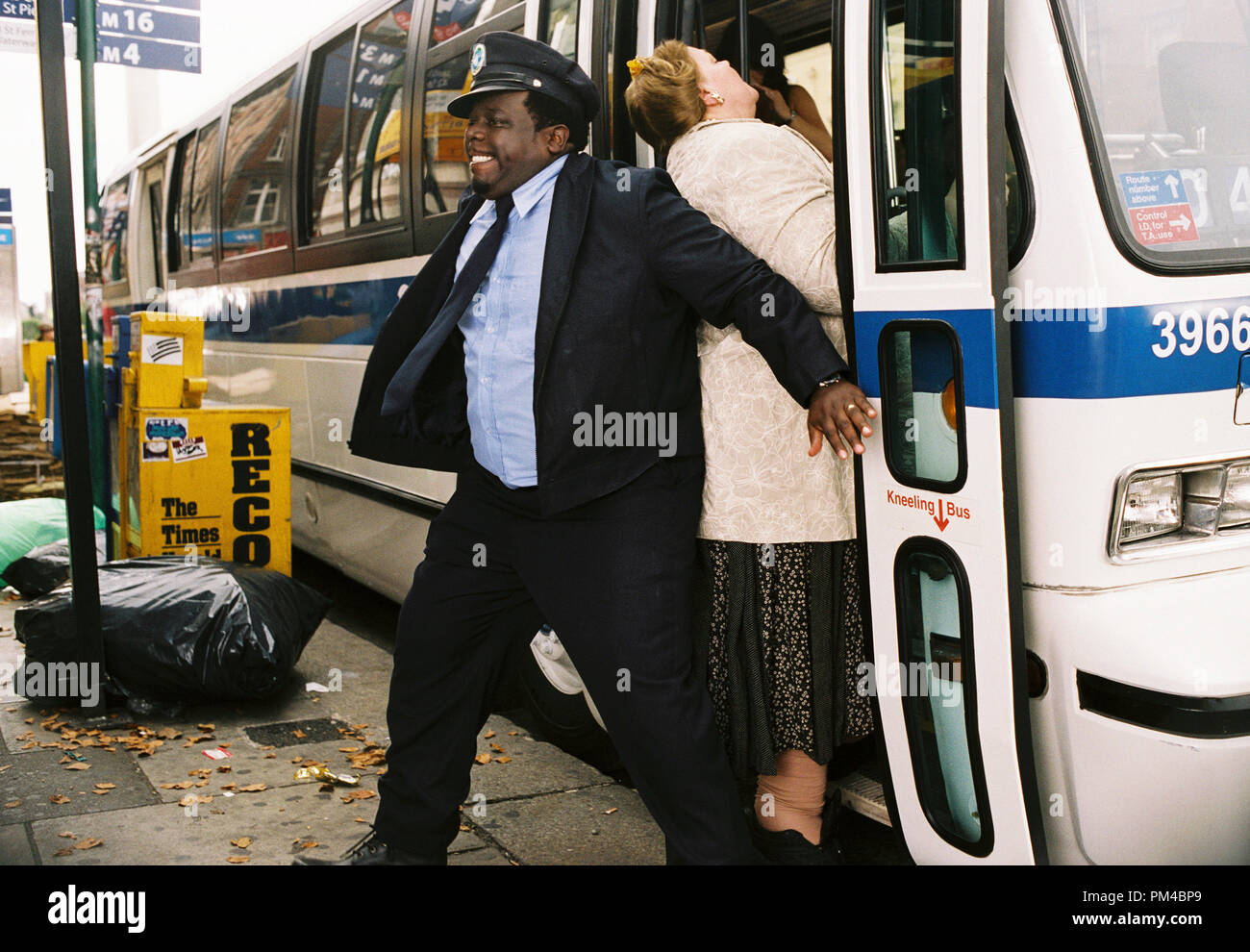 Film Still from 'The Honeymooners' Cedric the Entertainer 2005 - Stock Image