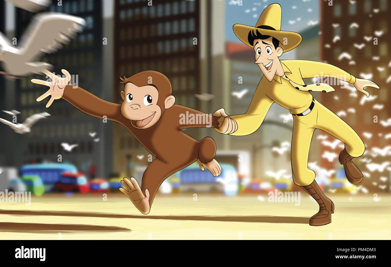 9c80dba6909 Film Still / Publicity Still from 'Curious George' Curious George, Ted - The