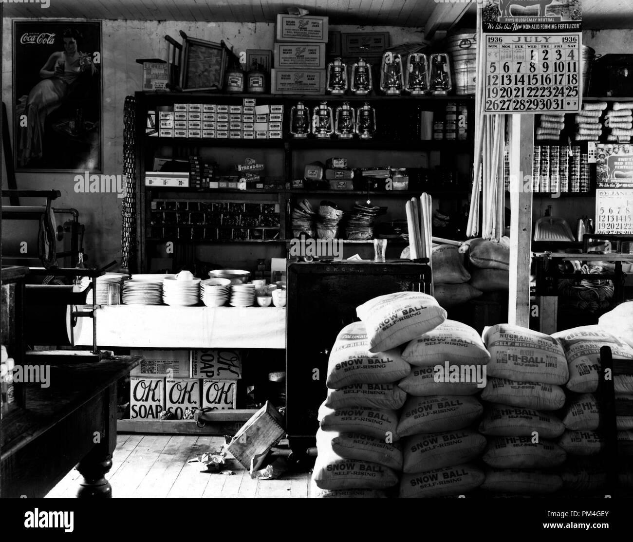 General store interior. Moundville 9def572416b