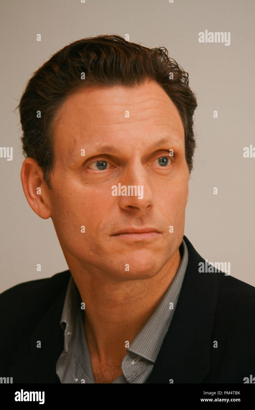 Director Tony Goldwyn 'Conviction' Portrait Session, October 5, 2010.  Reproduction by American tabloids is absolutely forbidden. File Reference # 30687_018JRC  For Editorial Use Only -  All Rights Reserved - Stock Image