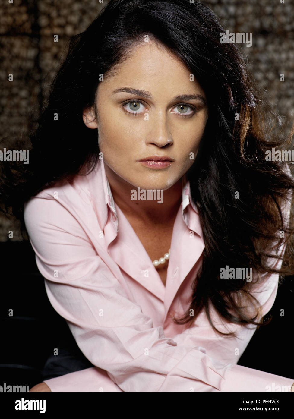 Studio Publicity Still from 'Prison Break' Robin Tunney 2006  File Reference # 307372185THA  For Editorial Use Only -  All Rights Reserved - Stock Image