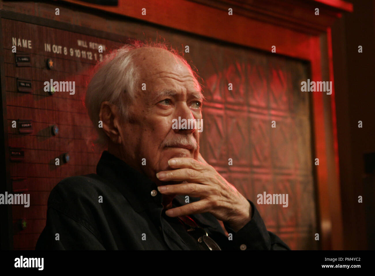 Film Still / Publicity Still from 'A Prairie Home Companion' Robert Altman © 2006 Picturehouse Photo Credit: Melinda Sue Gordon  File Reference # 30737354THA  For Editorial Use Only -  All Rights Reserved - Stock Image