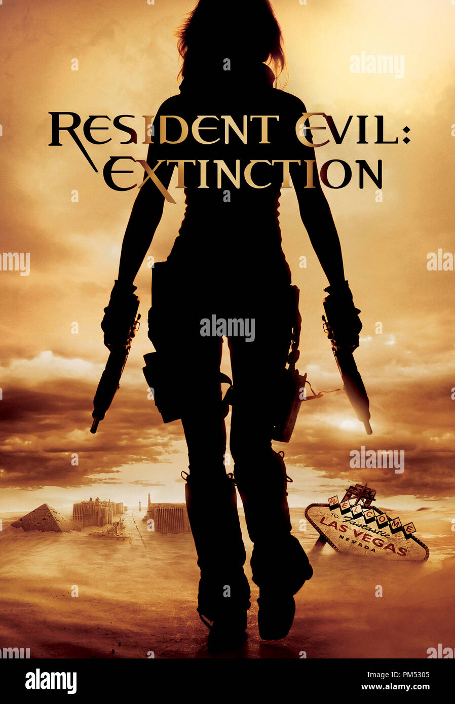 Movie Poster Resident Evil High Resolution Stock Photography And
