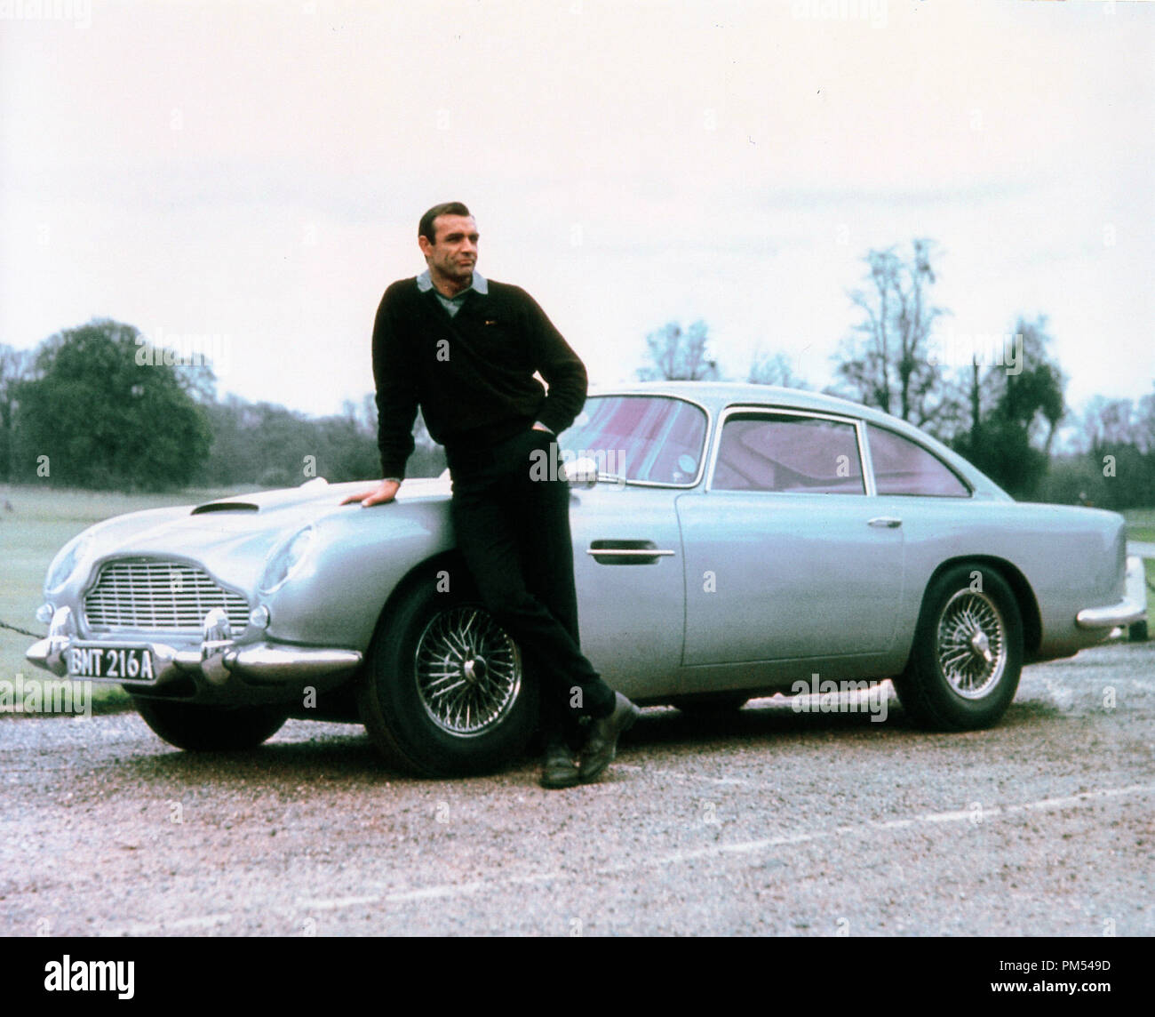 Sean Connery James Bond Stock Photos & Sean Connery James