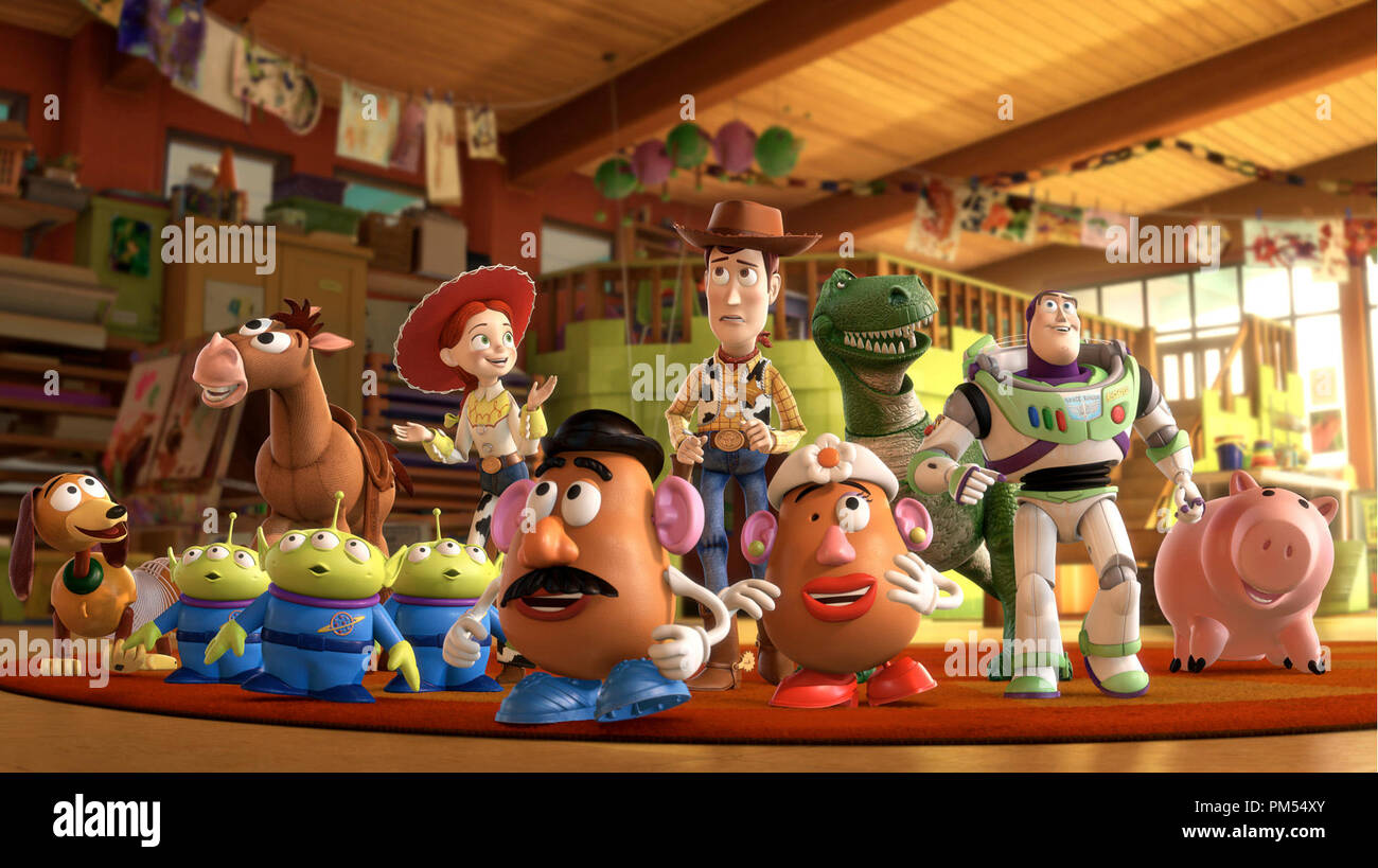 Toy Story 3 Stock Photos   Toy Story 3 Stock Images - Alamy e702f375f33