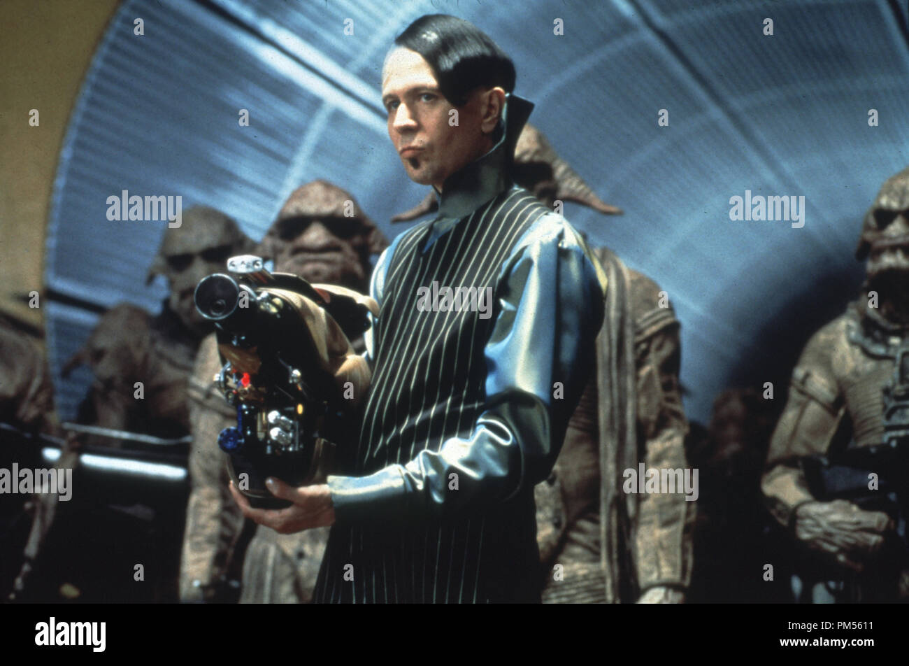 Gary Oldman 'The Fifth Element' 1997 - Stock Image