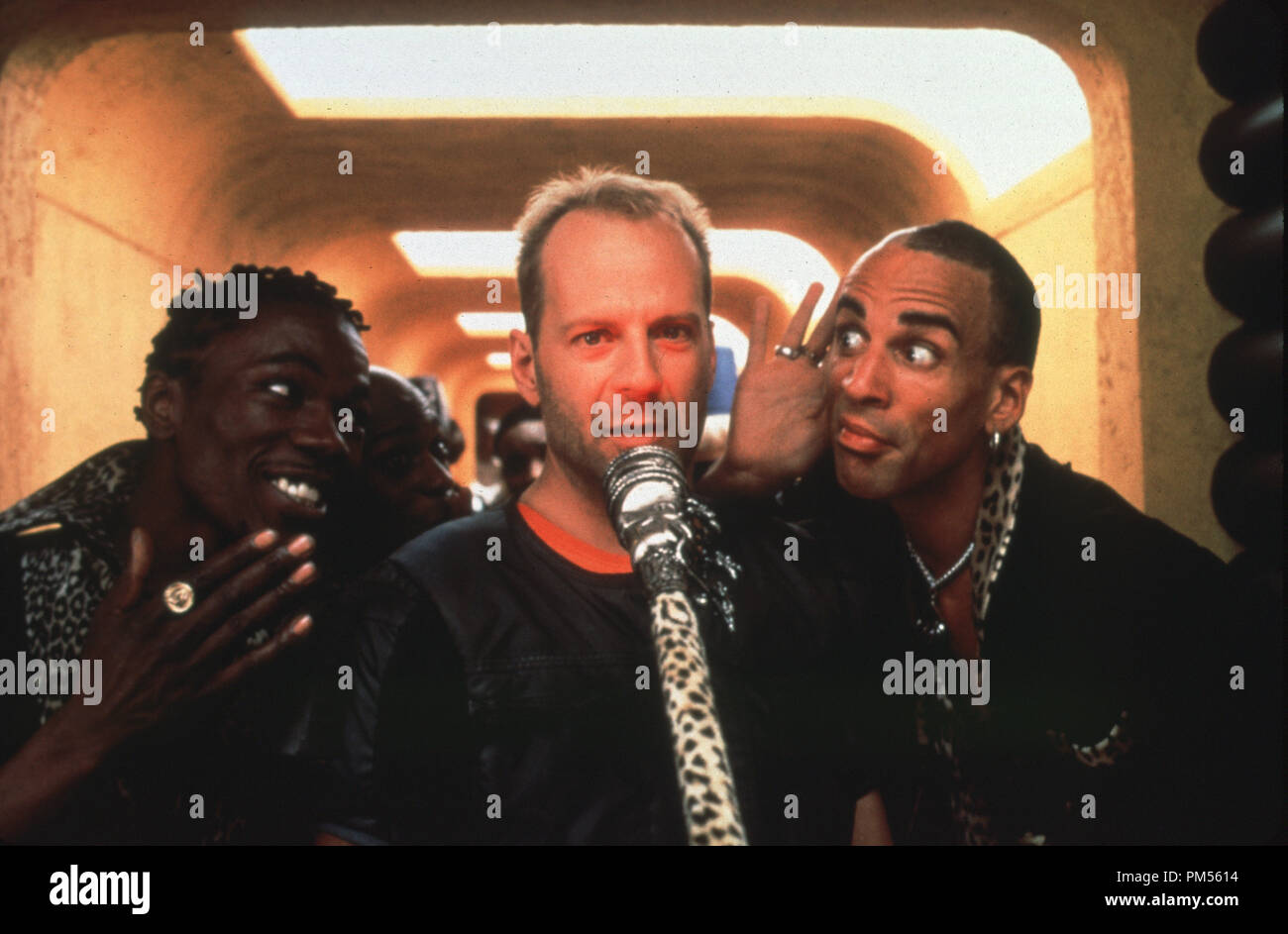 Bruce Willis 'The Fifth Element' 1997 - Stock Image