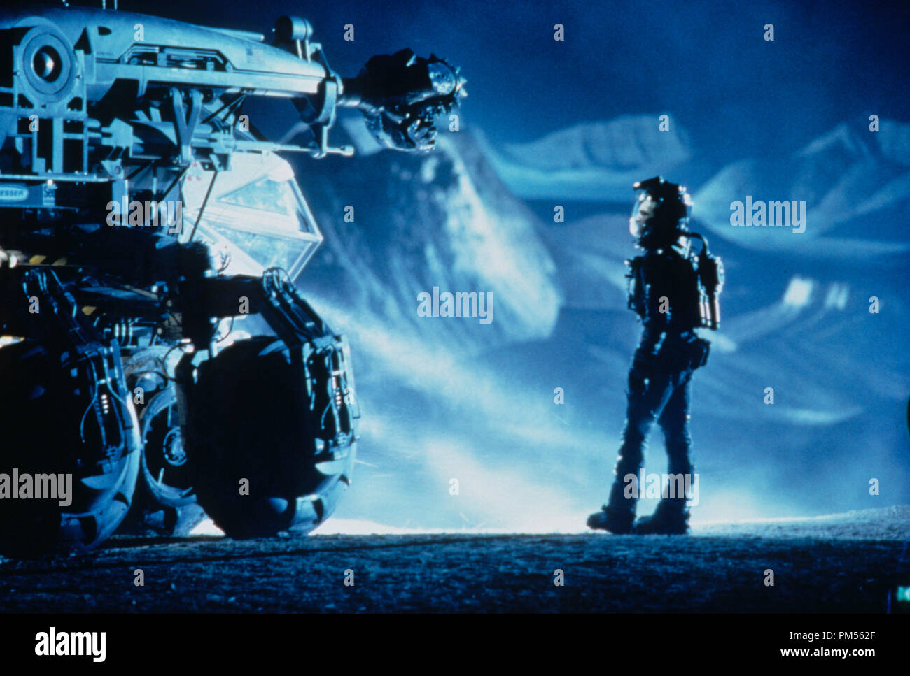'Armageddon' 1998 Scene Still - Stock Image