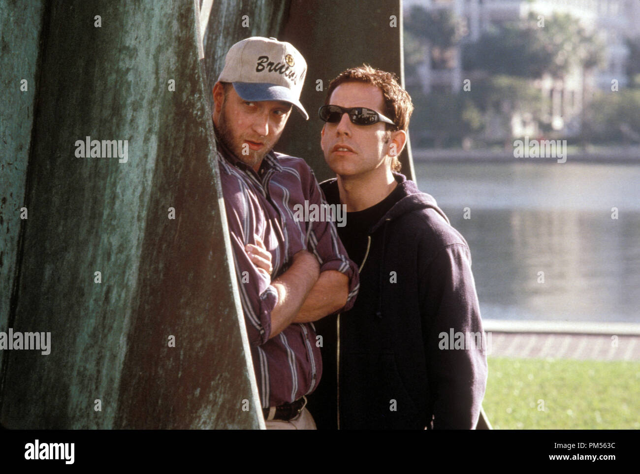 'There's Something About Mary' 1998 Chris Elliott, Ben Stiller - Stock Image